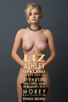 Liz California erotic photography of nude models