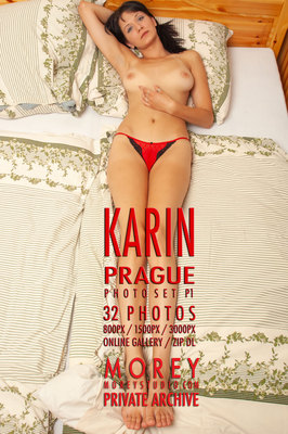 Karin Prague nude art gallery by craig morey