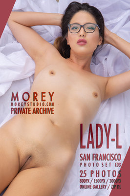 LadyL California erotic photography by craig morey