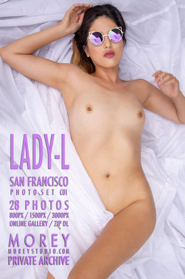 LadyL California nude art gallery free previews