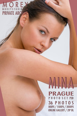 Mina Prague nude art gallery by craig morey