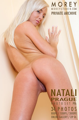 Natali Prague nude photography of nude models