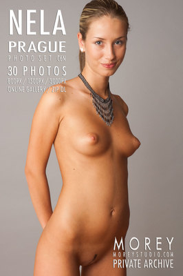 Nela Prague nude art gallery of nude models