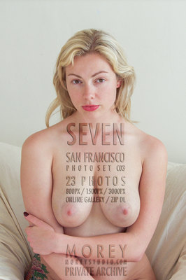 Seven California nude photography of nude models