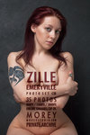 Zille California art nude photos of nude models cover thumbnail