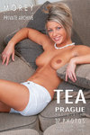 Tea Prague erotic photography of nude models cover thumbnail