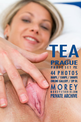 Tea Prague erotic photography of nude models